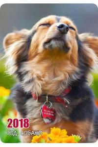 к018 Кайф - 2018 (карманный календарь)