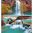 """Листовые календари, формат А2, """"Природа"""" на 2021 год"""